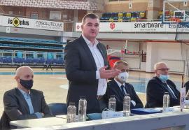 Unic candidat, Radu Bitea a fost reales în fruntea AJF Bihor