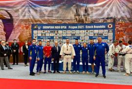 Orădeanul Alex Creţ a ocupat locul 5 la Openul de judo de la Praga