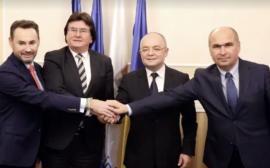 Alianța Vestului atrage încă trei oraşe: Sibiul, Reşiţa şi Iaşiul vor să adere la această alianţă