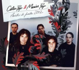 Aşa tată, aşa fiu! Rockerii Călin şi Marius Pop şi-au lansat albumul 'Amintiri de familie 2002' (VIDEO)