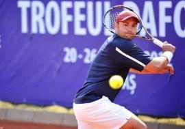 Orădeanul Andrei Mlendea, instalat antrenor al echipei de Cupa Davis a României