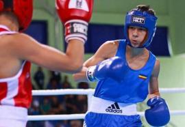 Pugilistul orădean Angelo Covaci vrea aurul la Campionatul European de box pentru juniori (FOTO)