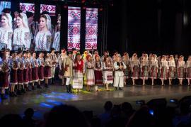 """""""Sărbătorind Unirea"""": Ansamblul Crișana pregătește un spectacol alături de Ansamblul """"Ciprian Porumbescu"""" din Suceava (VIDEO)"""