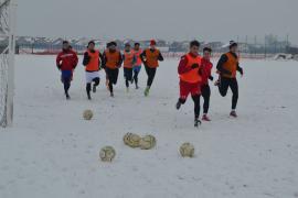 Luceafărul Oradea s-a reunit, cu 34 de jucători