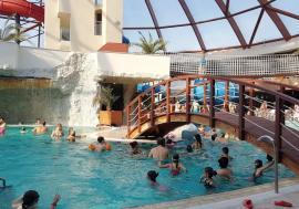 Aquaparkul Nymphaea şi Ştrandul Ioşia îşi suspendă activitatea înperioada 13 – 27 martie