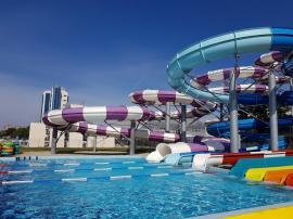 Aquaparkul în pericol