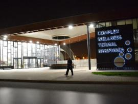 ADP Oradea caută un aparat de cafea şi băuturi calde pentru Aquapark