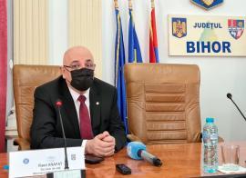 Noi restricţii?Dr. Raed Arafat spune că în Oradea s-a depăşit incidenţa de 4 cazuri la mia de locuitori (VIDEO)