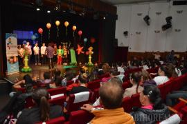 """Sute de copii cu cerințe speciale vor participa la concursuri """"art-terapeutice"""" la festivalul """"Flori de mai"""""""