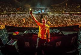 Armin van Buuren şi-a lansat noul videoclip. Este filmat prin Cluj-Napoca şi la UNTOLD (VIDEO)