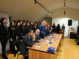 """Italienii din Bihor și-au făcut asociație și au lansat o carte despre """"adevăratul rege al Transilvaniei"""", Gheorghe Martinuzzi (FOTO / VIDEO)"""