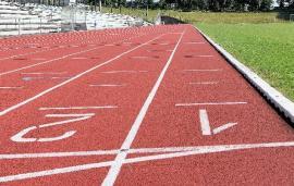Atleţii pregătiţi de soţii Preda revin de luni la antrenamente la baza sportivă de la Universitate