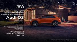 Ofertă limitată pentru Audi Q3
