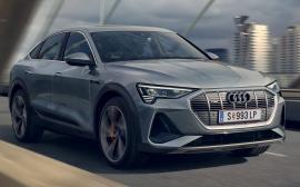 Fă cunoştinţă cu e-tron Sportback la D&C Oradea, primul sportback Audi 100% electric