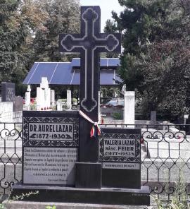 În căutarea strămoşilor: ADP inventariază locurile de veci ale personalităţilor orădene înmormântate în Cimitirul Municipal