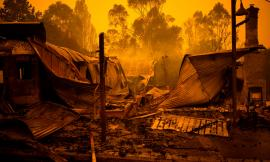 Peisaj apocaliptic în Australia: Mai multe oraşe, evacuate în masă, din pricina incendiilor de vegetaţie (FOTO / VIDEO)