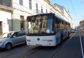 OTL: Întârzieri pe liniile 17 şi 27 de autobuz în 2 decembrie