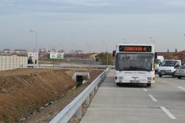 OTL: Se reduc cursele autobuzului C100 care merge de la Auchan la Piața 100