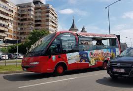 De Ziua Internaţională a Copilului, OTLefectuează curse cu mijloacele de transport turistice