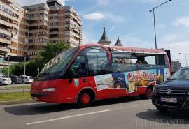 OTL vă invită în weekend la plimbări cu Tramvaiul de Epocă şi Autobuzul Turistic Cabrio