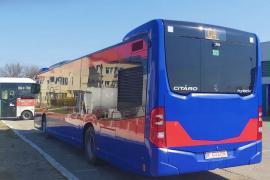 Parcul OTL s-a înnoit cu încă şase mijloace de transport (FOTO)