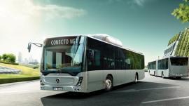 OTL cumpără şapte autobuze Mercedes printr-un proiect european de 2,9 milioane euro