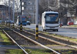 Modificarea traseelor liniilor 10, 14, 20 şi 30 de autobuz