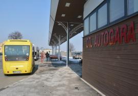 OTL închiriază spațiu pentru amplasarea unui automat de băuturi în Autogara Ștefan cel Mare