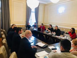 O nouă întâlnire de lucru a Alianței Vestului. Ce s-a discutat la Timișoara (FOTO)