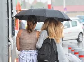 Alertă meteo: Cod galben de furtuni în județul Bihor