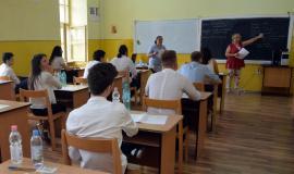 Succes la examene! Peste 4.000 de elevi bihoreni s-au înscris la Bacalaureat