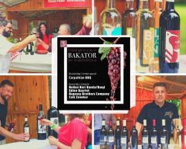 """Se pune de-un chef în Ţara Vinului: Pe 1 iunie, e o nouă ediţie a Festivalului Gastronomic și de Vin """"Bakator"""" din Diosig (FOTO)"""