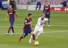 Barcelona are cea mai mare cotă la Mozzart Bet în El Clasico