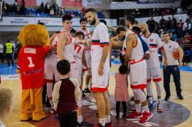 Cu sala goală: Meciul de baschet de vineri CSM CSU Oradea - SCM Timişoara se va desfăşura fără spectatori