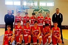 CSM Oradea a câştigat toate jocurile de la turneul de U13, desfăşurat la Colegiul Economic Partenie Cosma