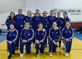 Baschetbalistele de la Crişul BC U Oradea, pe primul loc în grupă! Sportivele au trecut de prima fază a noii ediţii a Campionatului Naţional