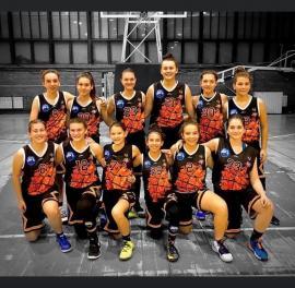 Baschetbalistele de la BCU Oradea se pregătesc de faza semifinală a Campionatului Naţional U16