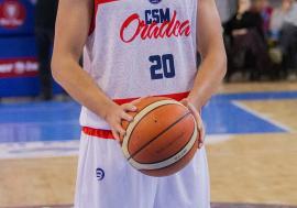 CSM CSU Oradea a pierdut la o diferenţă de opt puncte jocul din Israel, din FIBA Europe Cup