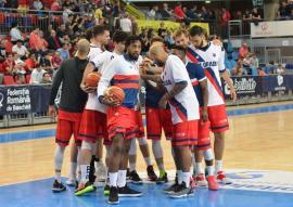 Victorie! CSM CSU Oradea s-a impus cu 90-86 în primul meci al semifinalei cu U BT Cluj