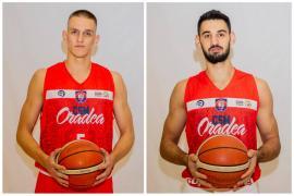 Baschetbaliştii Tudor Fometescu și Bobe Nicolescu au fost convocați din nou la echipa națională