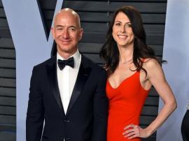Cel mai scump divorţ: Nevasta şefului Amazon rămâne cu 35 de miliarde de dolari