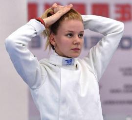 Bianca Benea a ocupat poziţia a 10-a cu echipa la prima participare la Mondialele de seniori