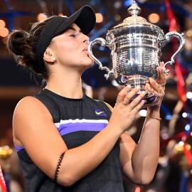 La 19 ani, Bianca Andreescu a devenit campioană la US Open! (VIDEO)