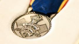 Preşedintele Klaus Iohannis a conferit Muzeului Ţării Crişurilor Medalia Aniversară 'Centenarul Marii Uniri'