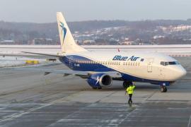 Pleacă şi Blue Air? Pentru zborurile Bucureşti - Oradea se mai pot rezerva zboruri doar până în martie