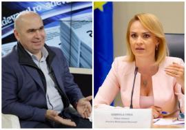 Uite cine vorbește! Gabriela Firea, iritată că Bolojan îi dă lecții despre cum ar trebui rezolvate problemele Bucureștiului