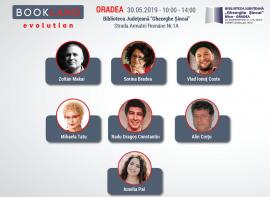 Şapte speakeri vin să le vorbească tinerilor la conferințele BookLand