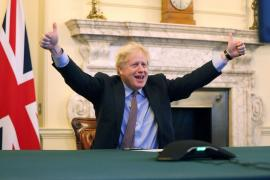 Moment istoric în Ajunul Crăciunului: Regatul Unit și UE au ajuns la un acord comercial (VIDEO)