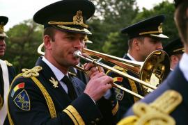 La mulţi ani, Oradea! Fanfara militară a Brigăzii 30 Gardă 'Mihai Viteazul' va concerta pe 12 octombrie în Piaţa Unirii