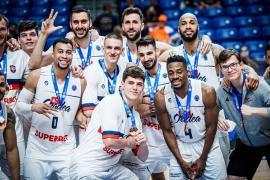Performanță istorică pentru baschetul bihorean: CSM CSU Oradea a câştigat finala mică a FIBA Europe Cup!